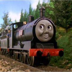 Donald in the seventh season