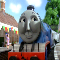 Gordon in the seventh season