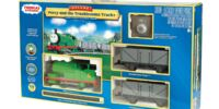 Percy and the Troublesome Trucks set