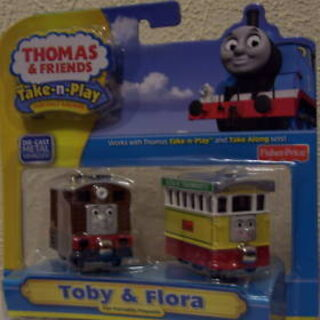 Toby and Flora Box