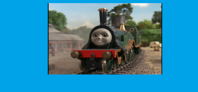 Emily in Thomas and Friends the Magical Railroad Adventures