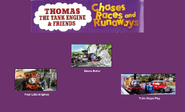 Thomas The Tank Engine and Friends - Chases, Races and Runaways (1997) - Scene Selection 6