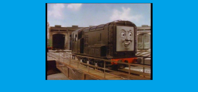 Diesel in Thomas and Friends the Magical Railroad Adventures