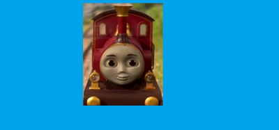 Lady in Thomas and Friends the Magical Railroad Adventures
