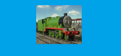 Henry in Thomas and Friends the Magical Railroad Adventures