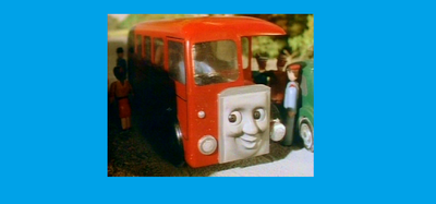 Bertie in Thomas and Friends the Magical Railroad Adventures