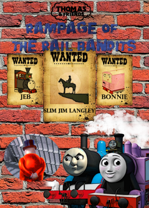 Rampage of the Rail Bandits
