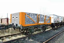 Edward the Rusty Coal Car