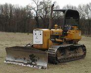 Bossyengine the bulldozer