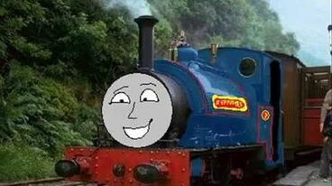 Kuno the Tank Engine 4 Revision (Originally Done By Felix Cheng)