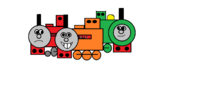 Annoying Billy 1-Featuring Billy and Skarloey