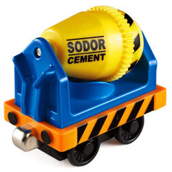 Take-n-PlaySodorCementMixer