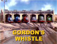 Gordon'sWhistle