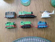 Henry,Thomas,Percy,Harold,TobyandDuck