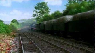 Edward The Very Useful Engine - British Narration