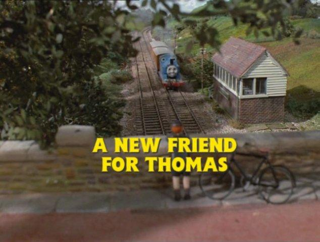 A New Friend for Thomas - Ringo Starr Narration