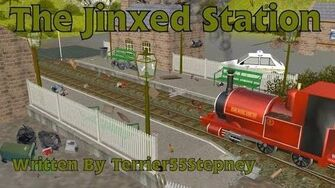 Thomas The Trainz Adventures Episode 7 The Jinxed Station-0