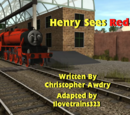 Henry Sees Red