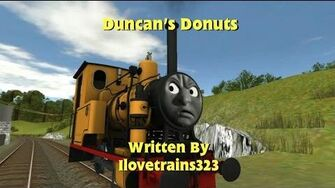 T TTA - Short 11 - Duncan's Donuts