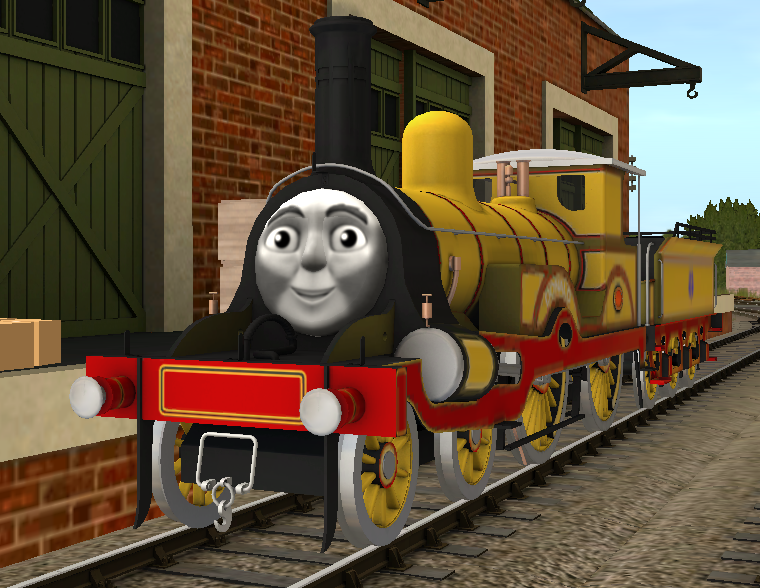 Molly Trainz Download - Colin by GBHtrain on DeviantArt