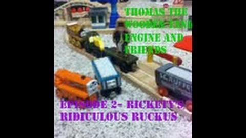 Rickety's Ridiculous Ruckus