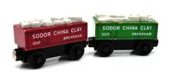 SodorChinaClayCars