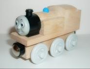 Unpainted Thomas