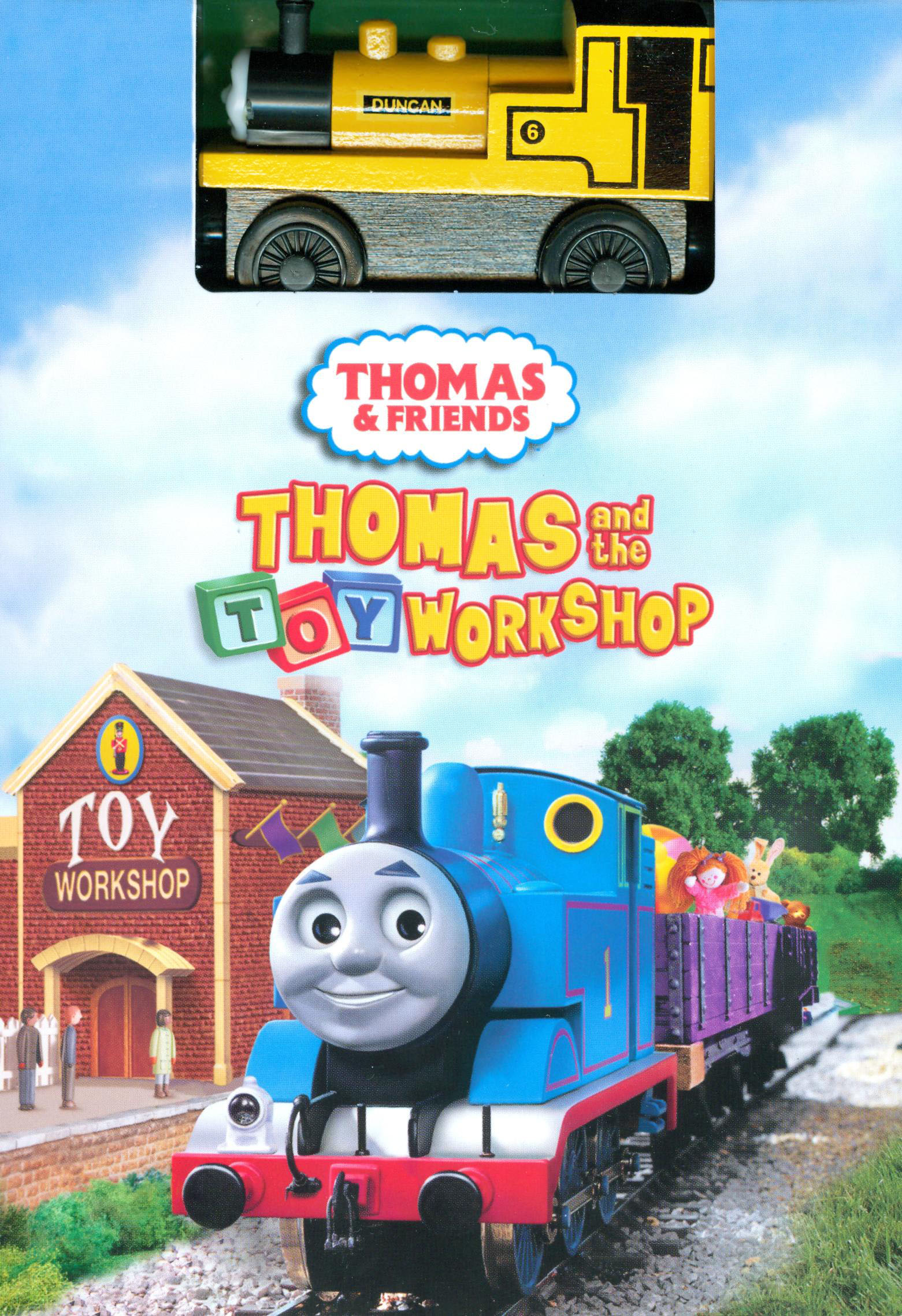 ThomasandtheToyWorkshopDVDwithDuncan