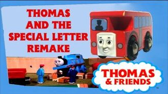 Thomas & The Special Letter FULL VHS DVD TWR Remake Collab!