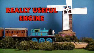 Really Useful Engine Logo