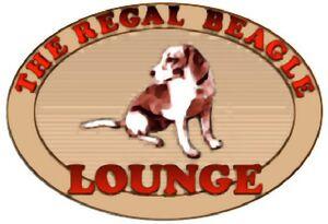 Regal Beagle Lounge