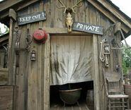 Hut disney
