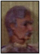 Man with gray hair and mustache