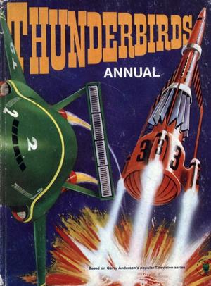 Thunderbirds Annual 1972
