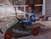 Scott Thunderbird 2 go kart
