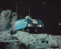 Martian exploration vechicle
