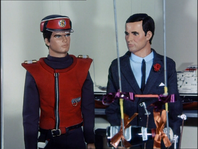 Ocean Pioneer II in Captain Scarlet