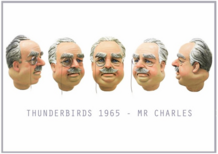 Mr Charles Puppet Head designs