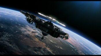 Thunderbird 5 2004 movie version