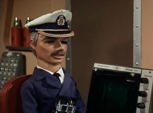 Navy-commander