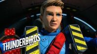 Alan Directs The Bomb Away From Civilian Ships Thunderbirds Are Go Clip