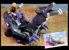 Luna Tacker Toy