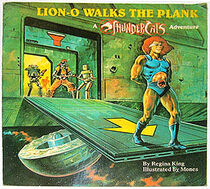 LionO Walks the Plank