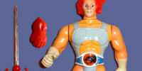 Playful Toyline: Lion-O