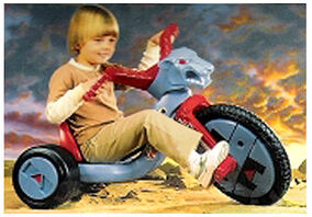 Thundercats Pedal Bike