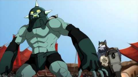 ThunderCats Episode 19 The Pit Preview clip 1