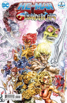 He-ManThunderCats 2 - Preview - Cover - 001