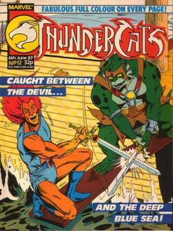 ThunderCats (UK) - 012