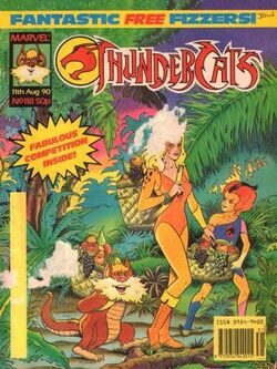 ThunderCats (UK) - 118
