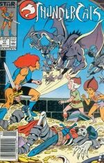Thundercat comic US 17